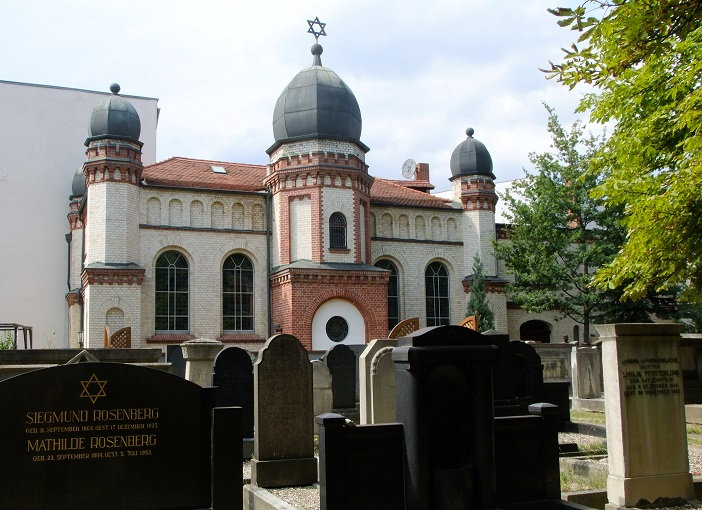 Synagoge in Halle (Saale)