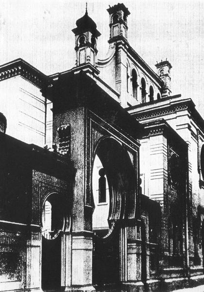 ehemalige Synagoge in Magdeburg