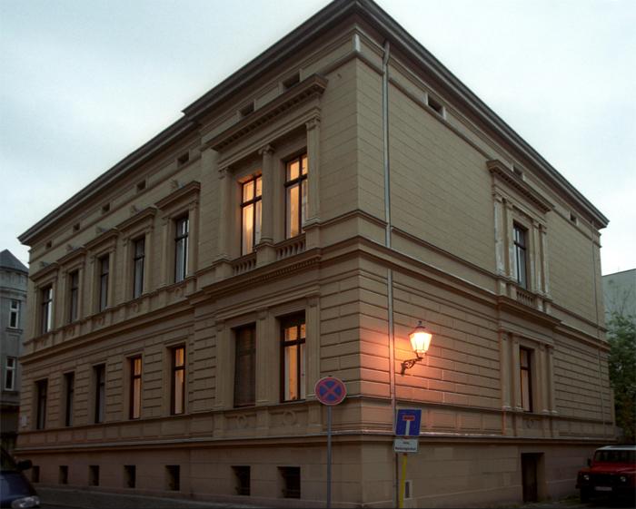 Gemeindehaus Halle (Saale)