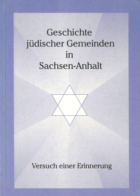 Geschichte jüdischer Gemeinden in Sachsen-Anhalt