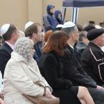 Holocaust-Gedenktag in Halle 2015