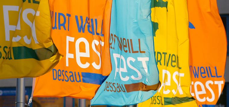 Kurt-Weill-Fest Dessau